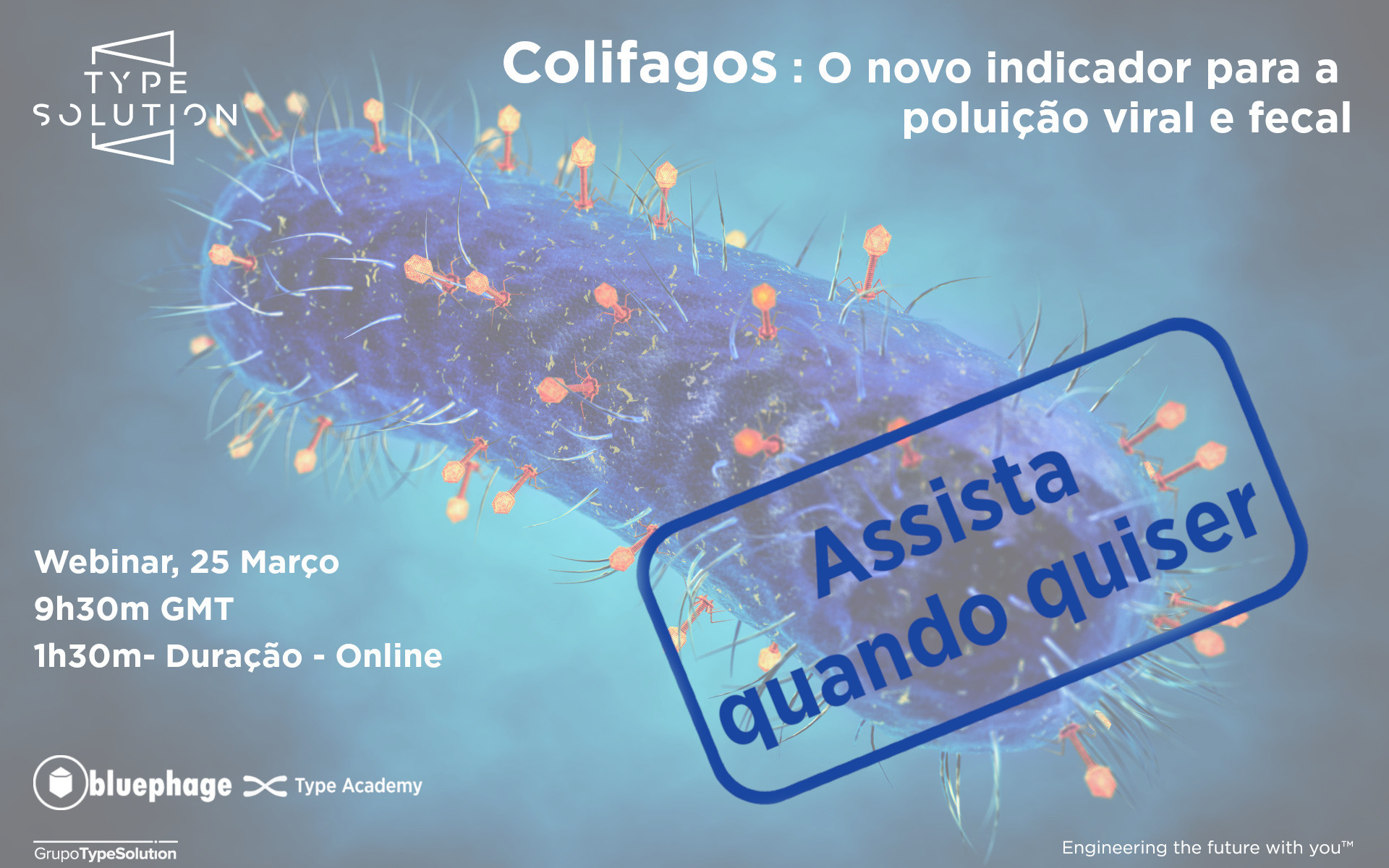 Colifagos - O Novo Indicador - Webinar on demand
